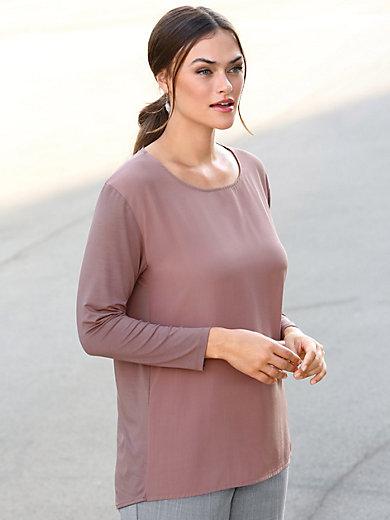 Emilia Lay - Shirt met ronde hals