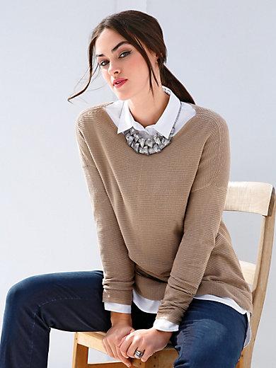 Emilia Lay - Trui met ronde hals