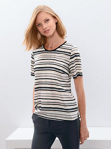 Fadenmeister Berlin - Le T-shirt-chemisier en soie