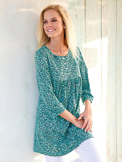 Green Cotton - La tunique en jersey