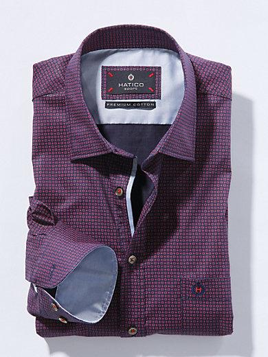 Hatico - La chemise en pur coton