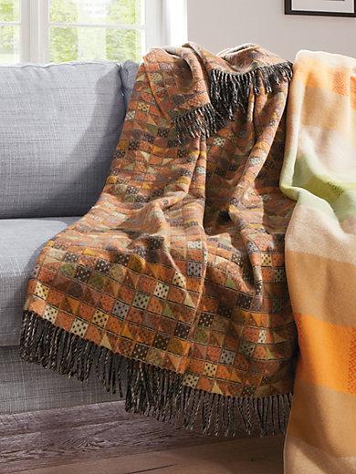 Lanerossi - Le plaid en pure laine vierge