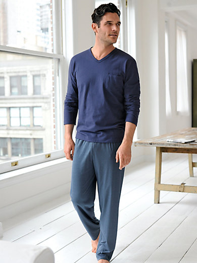 Mey - Le pyjama en pur coton