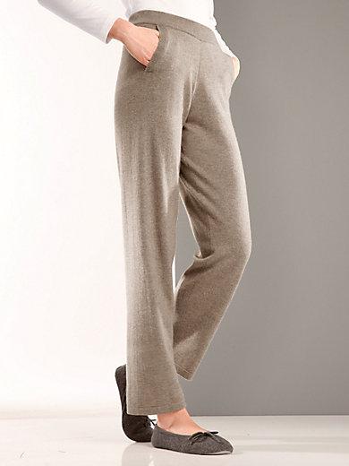 Peter Hahn Cashmere - Le pantalon