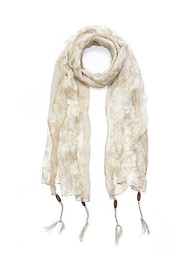 Peter Hahn - L'écharpe en soie