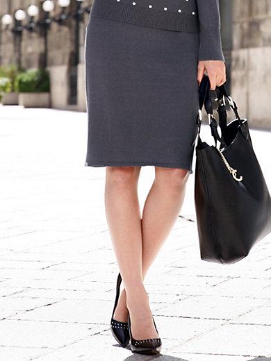 Peter Hahn - La jupe courte en maille