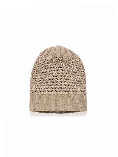 Peter Hahn - Le bonnet en pur cachemire