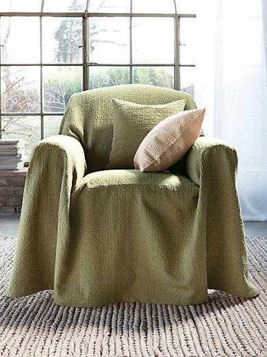 Peter Hahn - Le jeté pour fauteuil et lit 1 personne, 160x190cm