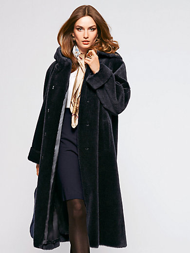 Peter Hahn - Le manteau à capuche
