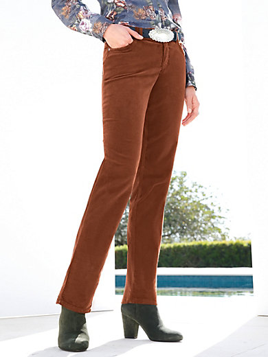 Peter Hahn - Le pantalon en velours
