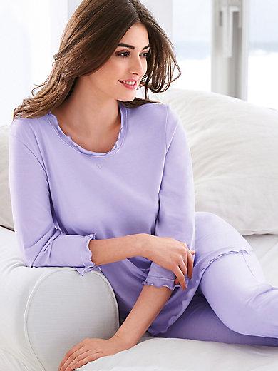 Peter Hahn - Le pyjama en pur coton, manches 3/4