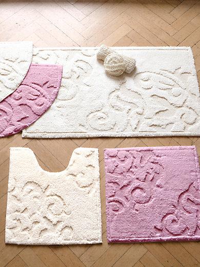 Peter Hahn - Le tapis de douche demi-lune, 50x80cm