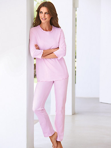 Peter Hahn - Pyjama met 3/4 mouwen