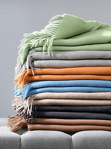 Ritter - Le plaid en pure laine vierge, 130x180cm