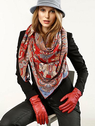 Roeckl - Les gants en cuir nappa déperlants