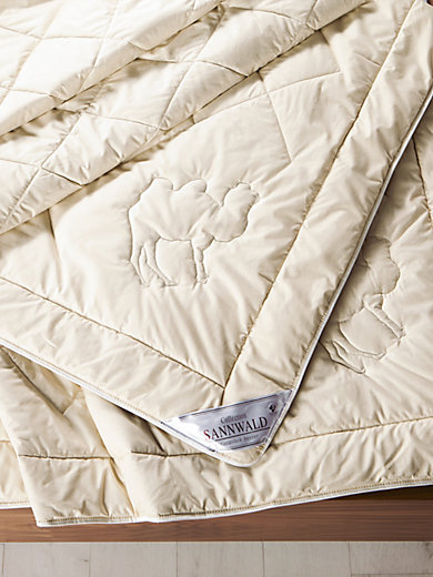 Sannwald - La couverture, 155x200cm