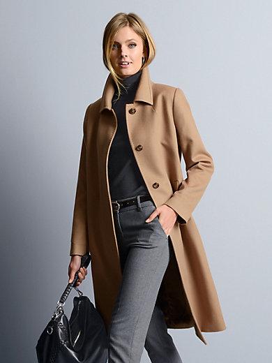Schneiders Salzburg - Le manteau en pur cachemire
