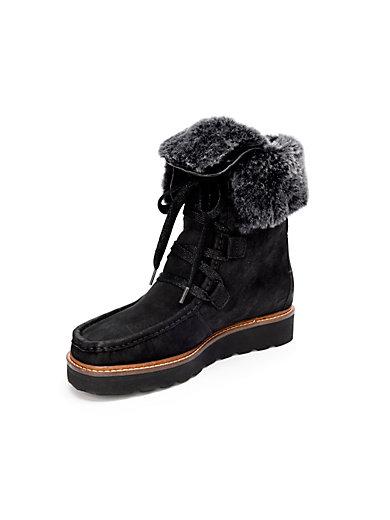 Sioux - Les boots lacés « Grashopper »