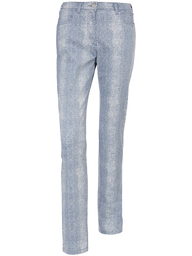 Toni - Le pantalon en coton stretch