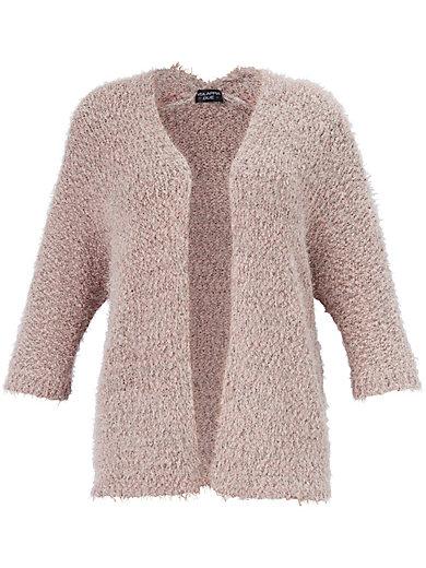 Via Appia Due - Gilet en tricot au bel aspect molletonné